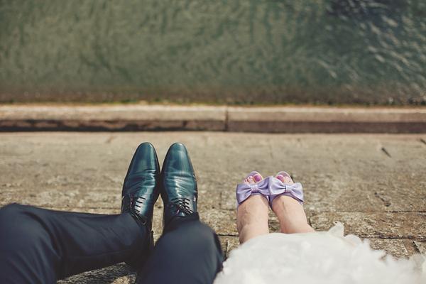 purple-briadal-shoes