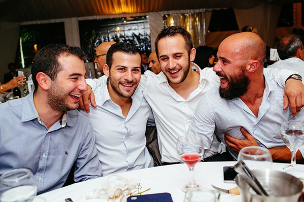 wedding-party-drinks
