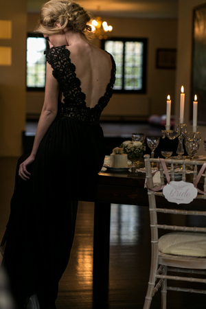 black-dresses-wedding