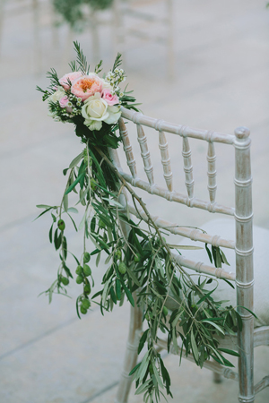 wedding-olive-themed