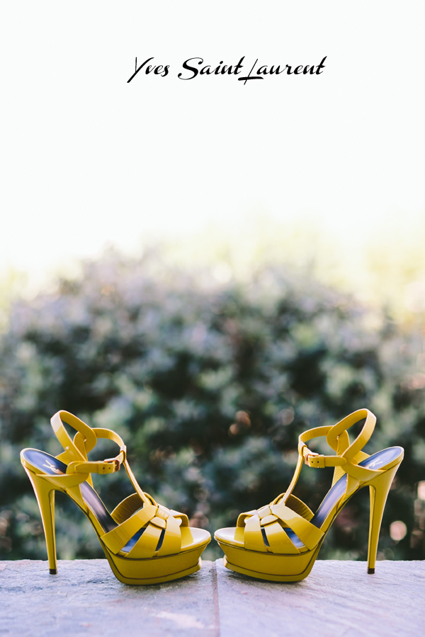 yellow-bridal-shoe