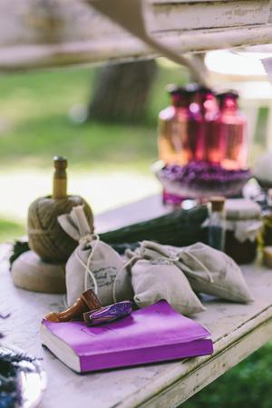 purple-wedding-decorations