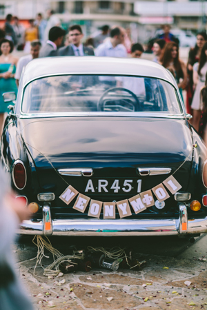 wedding-decor-car