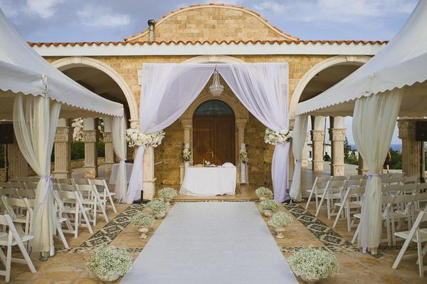 wedding-decorations-hydrangeas