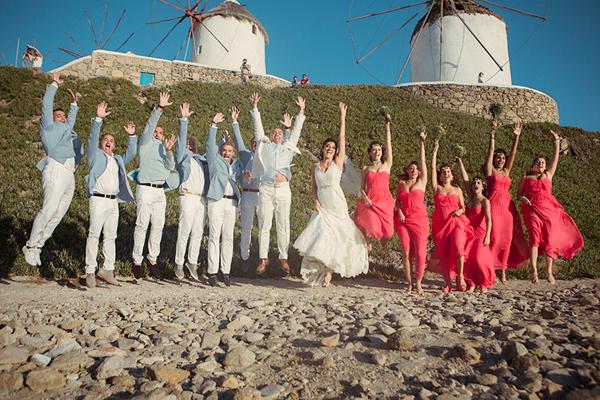 beach-wedding-bridesmaid-dresses-color