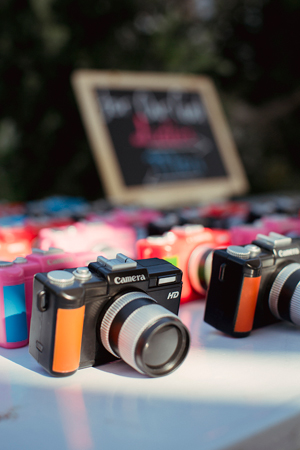 cameras-wedding-party-ideas