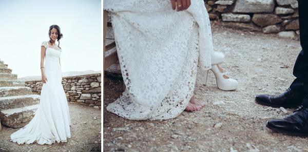 Rustic country wedding in Naxos | Myrto & Yiannis - Chic & Stylish ...