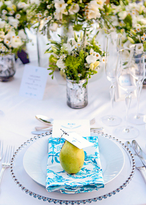 turquoise-wedding-centerpieces