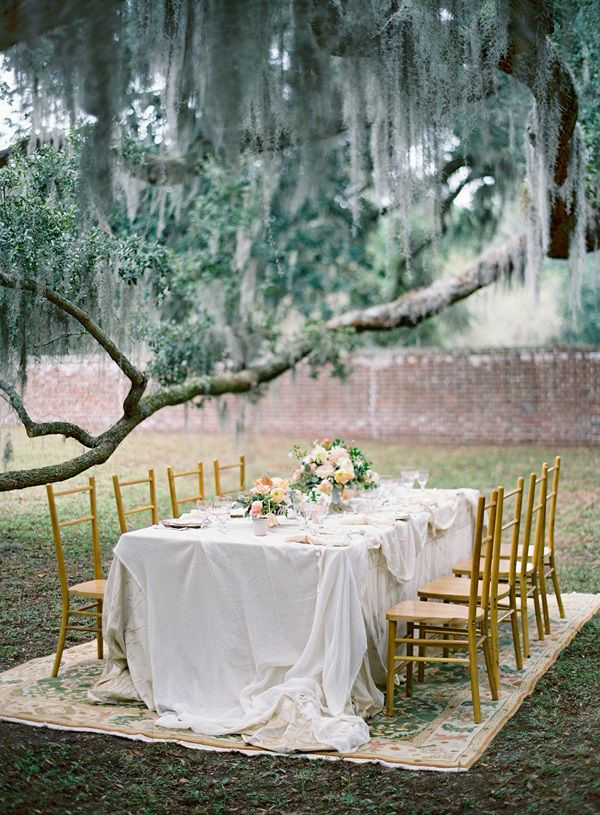 outdoor-wedding-reception-trees
