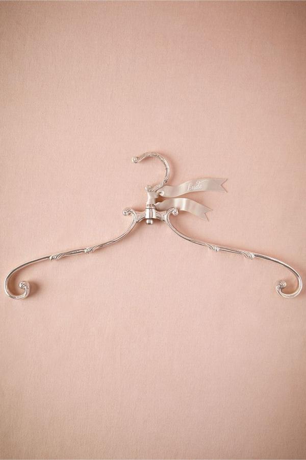 Bridal dress hanger