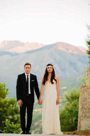 Wedding Dress Lace Celia Dragouni