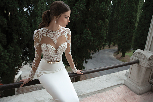 stylish seductive two words that truly describe the extremely stunning berta wedding gowns the talented israeli wedding dress designer has gained