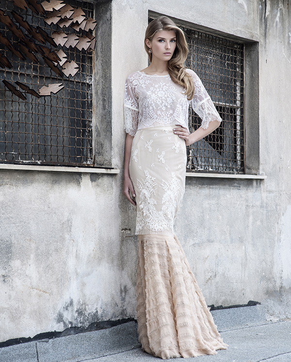 Wedding Dresses 2015 Katia Delatola|I dreamt of a Butterfly - Chic ...