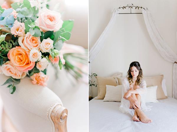 bridal-boudoir-pastel-roses-bouquet