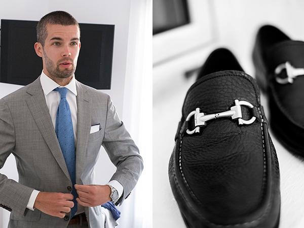 grooms-preparation