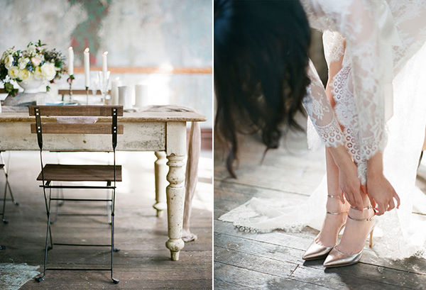 metallic-wedding-shoes