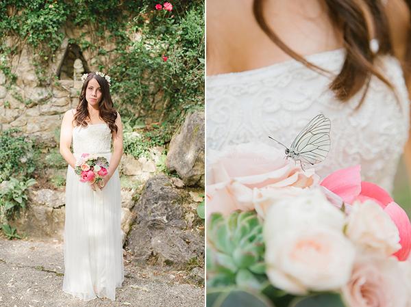provence-Aidan-Mattox-wedding-dress-bouquet