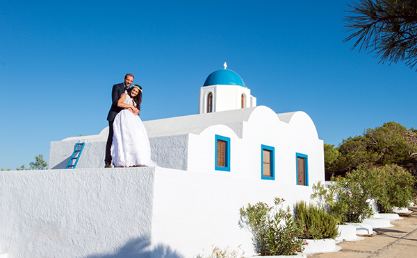 summer-wedding-santorini-bridal-couple