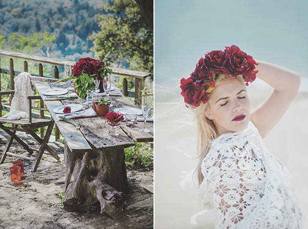 table-decoration-with-succulents-and-red-flowers-bridal-photoshoot