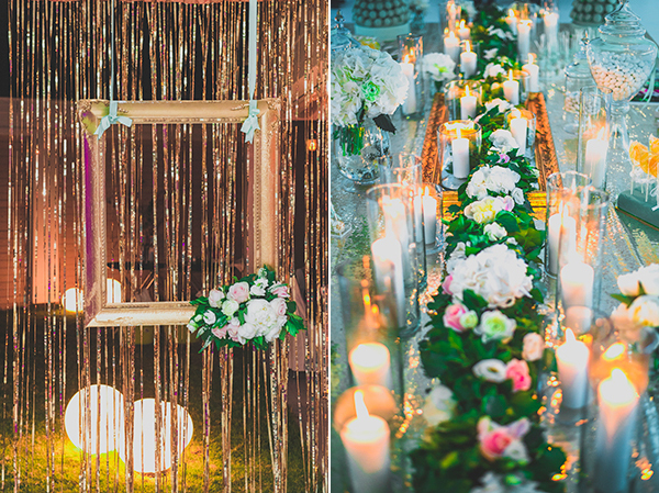 gold-mint-wedding-decoration