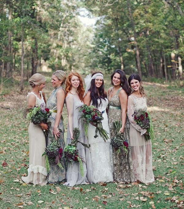 mismatched-bridesmaid-dresses