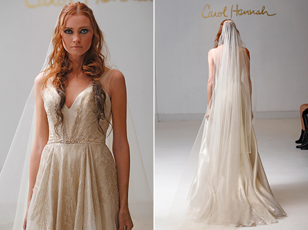 insanely gorgeous carol hannah wedding dresses chic