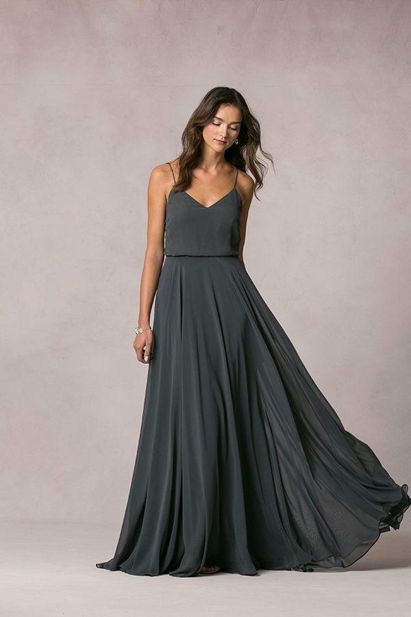 jenny yoo bridesmaid dresses chic amp stylish weddings