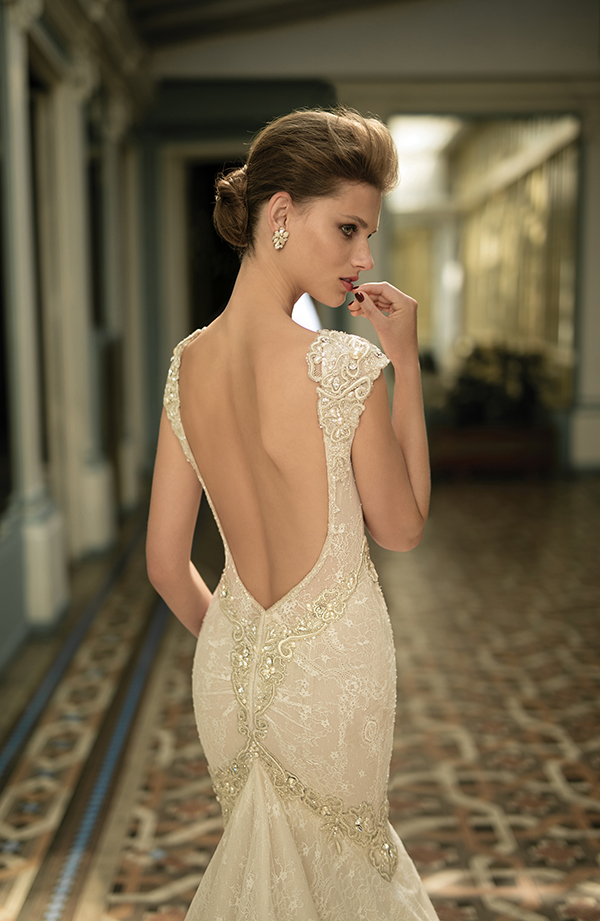 Berta bridal spring / summer 2016 - Chic & Stylish Weddings