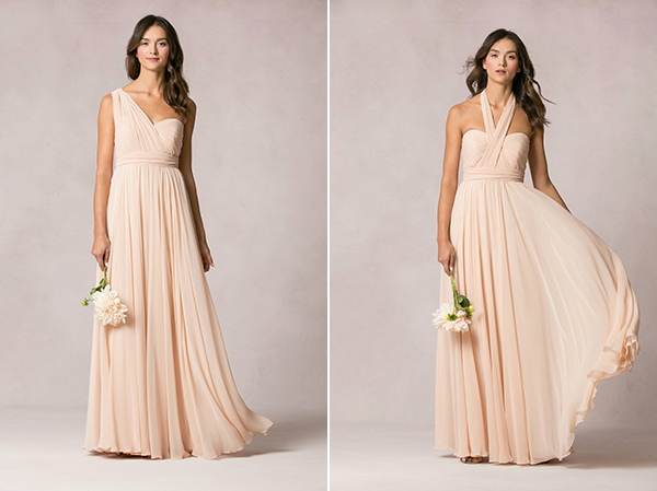 pink-bridesmaid-dress