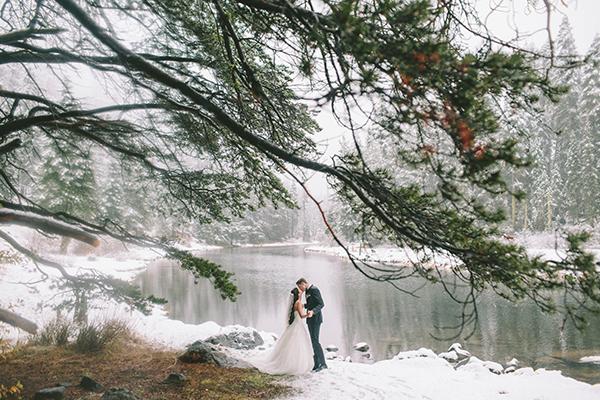 Wedding Photography Ideas Lake Tahoe Snow