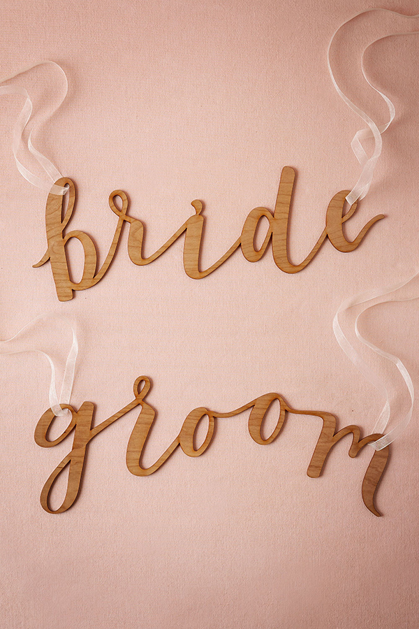 Bhldn wedding decoration ideas chic stylish weddings Calligraphy and sign