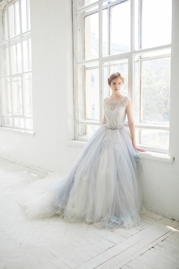 tulle-wedding-gown