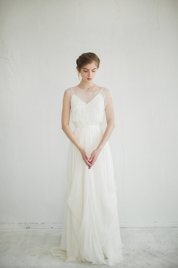 Gorgeous Wedding Dresses By Ca 39 Rousel Bridal Chic Stylish Weddings