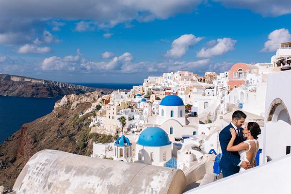 Santorini-wedding