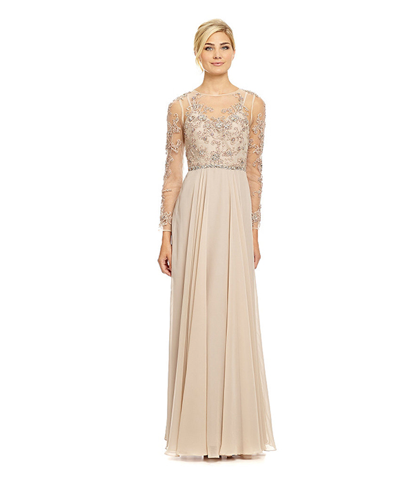 Lace mother of the bride dresses - Chic &amp- Stylish Weddings