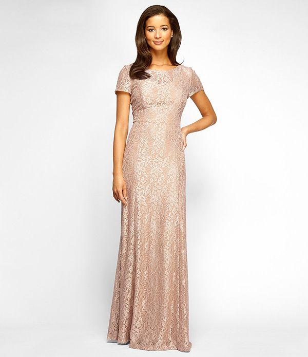 Lace mother of the bride dresses - Chic & Stylish Weddings