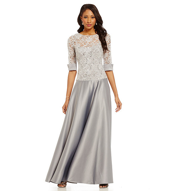 Lace Mother Of The Bride Dresses Chic Stylish Weddings
