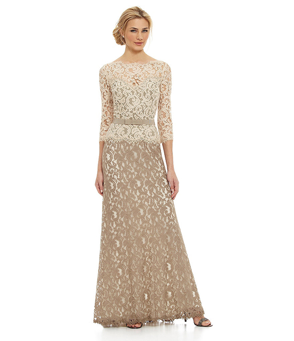 Lace Mother of the Groom Dresses