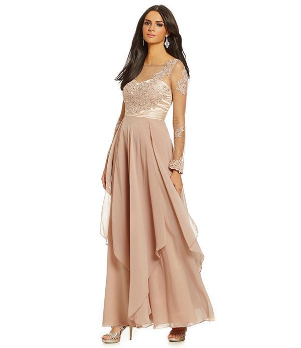 Mother Of The Bride Lace Dresses 2