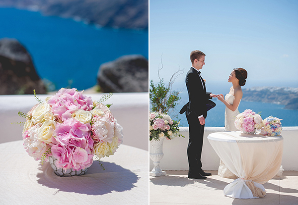 Pink-and-blue-wedding