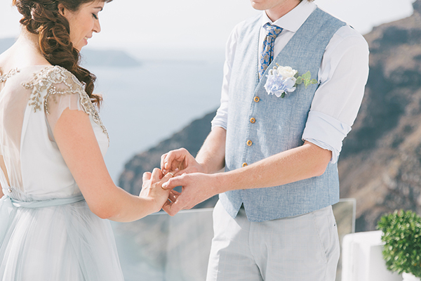 Dusty Blue Wedding Ideas (1)