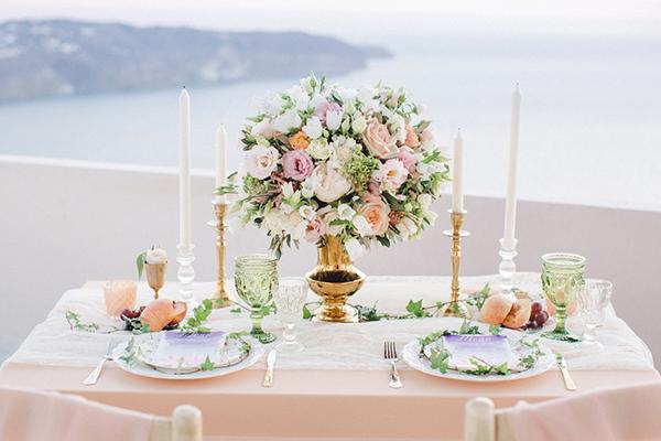peach-gold-wedding-tablescape