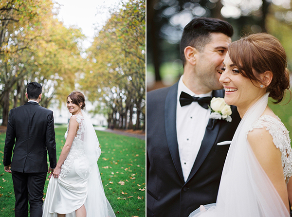 Greek Wedding in Melbourne | Rochelle & Nathan - Chic