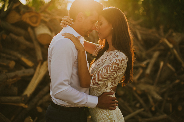Intimate And Modern Pre Wedding Photoshoot Andria Andrew Chic