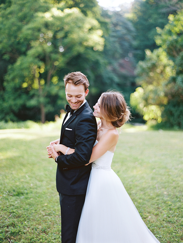 Outdoor Photography Wedding: Chic Outdoor Wedding With Elegant Details