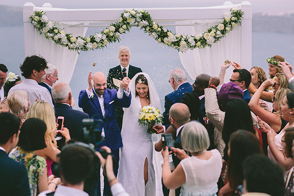 modern-wedding-dress-long-sleeves-v-neck