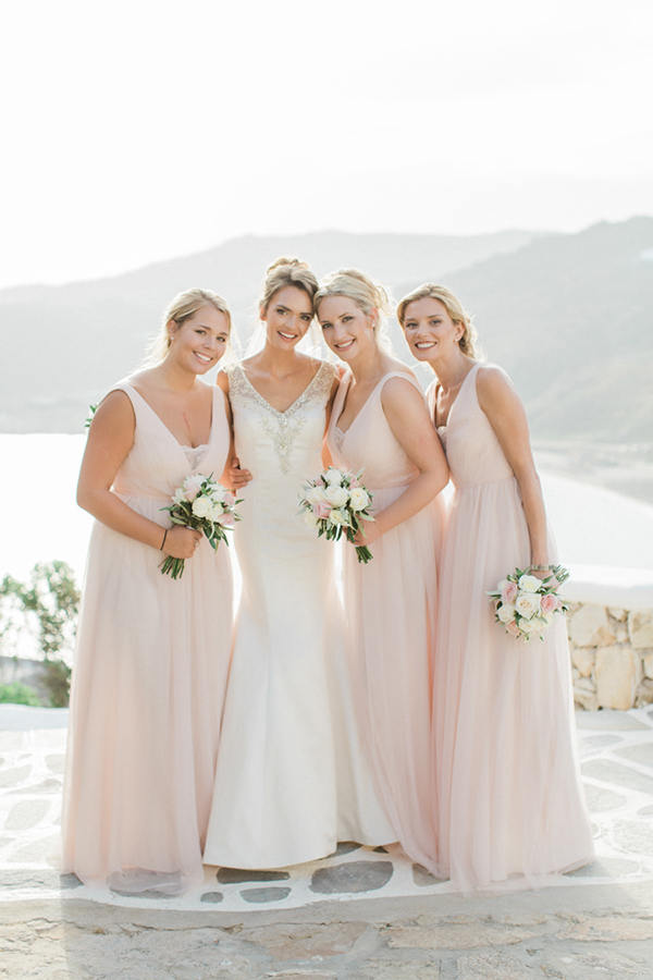 pink-bridesmaid-dresses