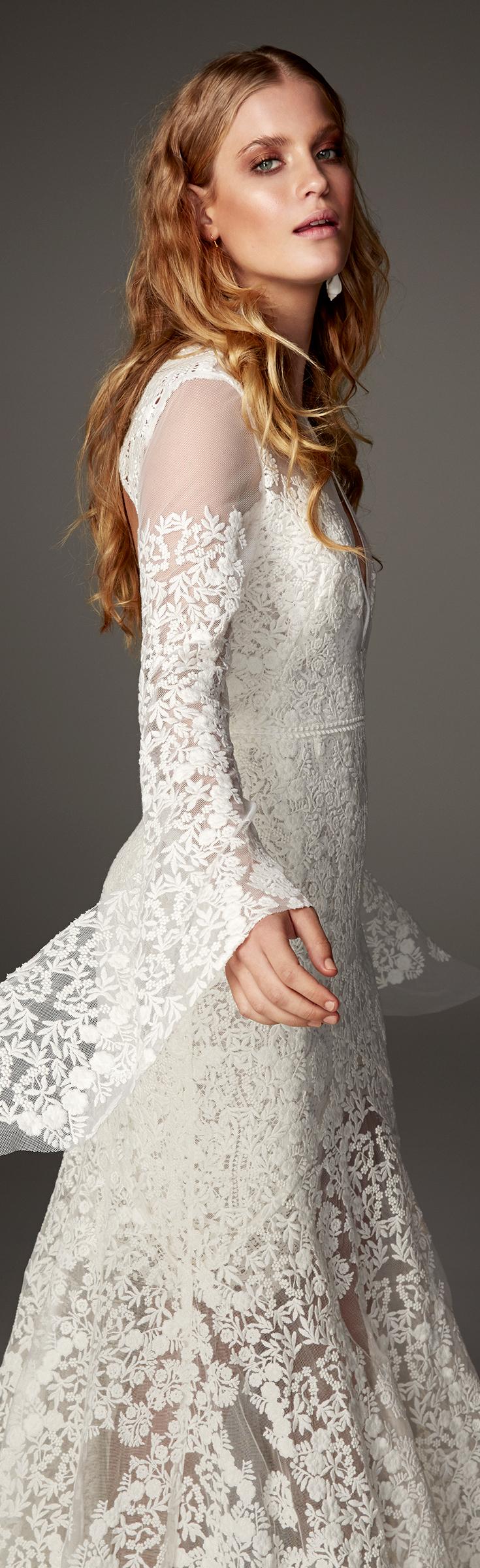 Rue De Seine Wedding Dresses 2017   New York Bridal Fashion Week ...