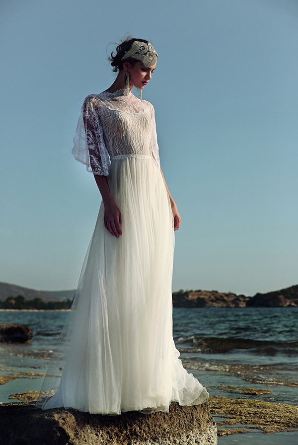 Costarellos Wedding Dresses | Fall 2017 Bridal Collection - Chic ...