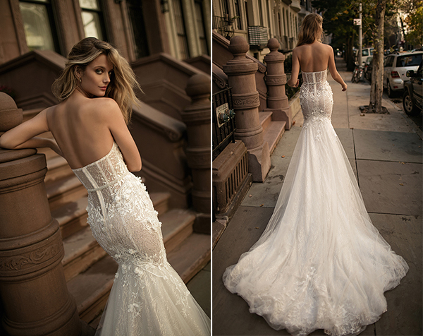 stunning berta collection fall 2017 chic stylish weddings